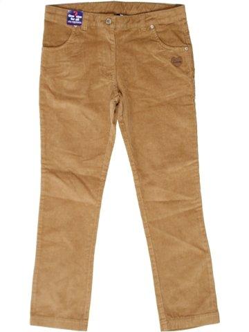 Pantalón niña ORIGINAL MARINES marrón 8 años invierno #1243201_1