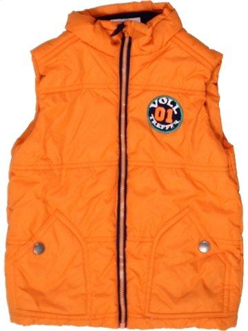 Doudoune garçon TOPOMINI orange 3 ans été #1243368_1