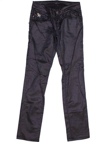Pantalon fille DDP bleu 12 ans hiver #1243930_1