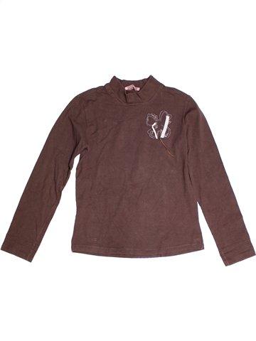 Camiseta de manga larga niña LISA ROSE marrón 14 años invierno #1243971_1