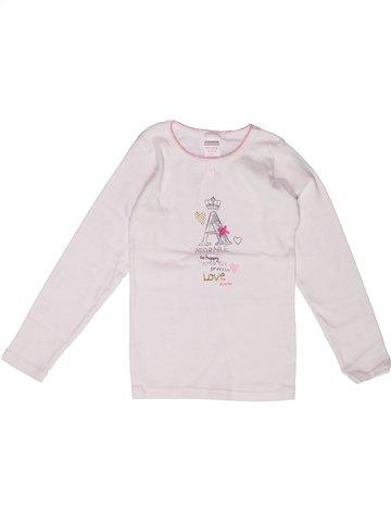 Camiseta de manga larga niña ABSORBA blanco 8 años invierno #1244859_1