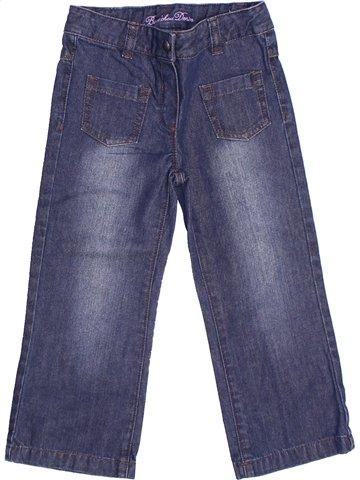 Pantalón niña BOUT'CHOU violeta 3 años invierno #1245029_1