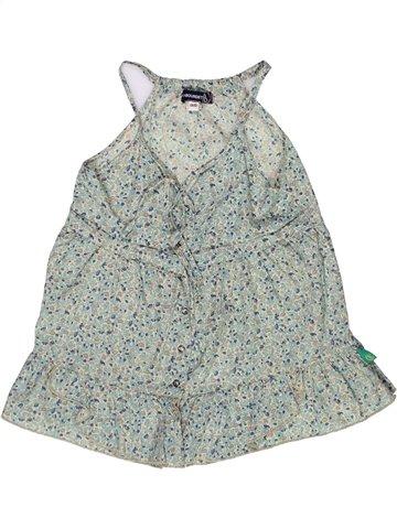 Blusa de manga corta niña JEAN BOURGET gris 4 años verano #1245088_1