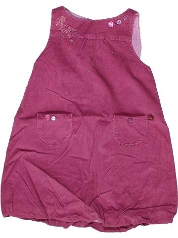 Vestido niña BOUT'CHOU rosa 2 años invierno #1245178_1