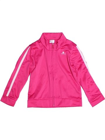 Sportswear fille DOMYOS rose 2 ans hiver #1245717_1