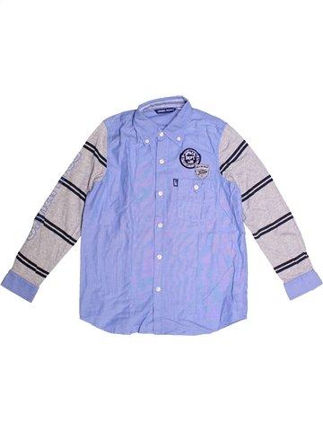 Camisa de manga larga niño ORIGINAL MARINES violeta 10 años invierno #1246329_1