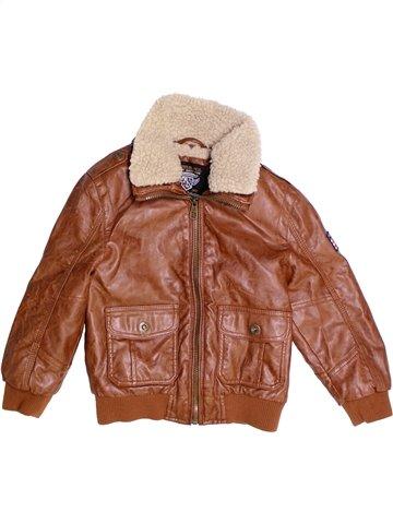 Cazadora niño C&A marrón 7 años invierno #1247013_1