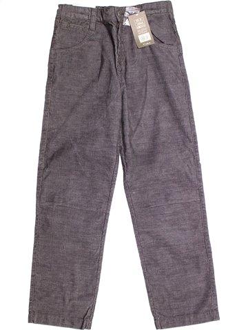 Pantalon garçon YCC-214 gris 10 ans hiver #1247079_1