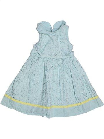 Robe fille JOHN LEWIS bleu 2 ans été #1247439_1