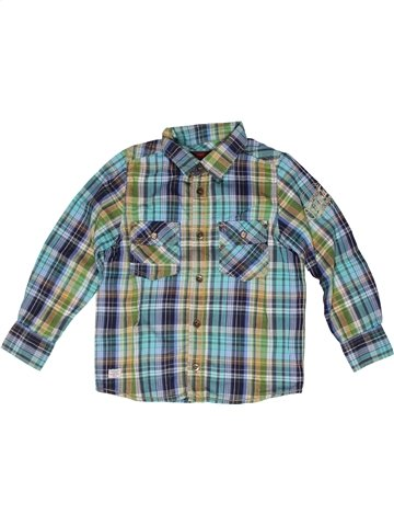 Camisa de manga larga niño CATIMINI gris 6 años invierno #1250622_1