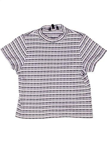 Camiseta de manga corta niña CANDY COUTURE blanco 13 años verano #1252060_1