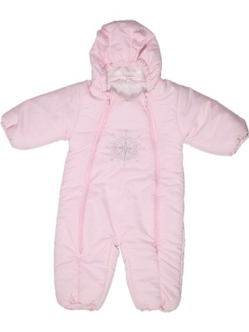 Combi-Pilote fille ERGEE rose 12 mois hiver #1252101_1