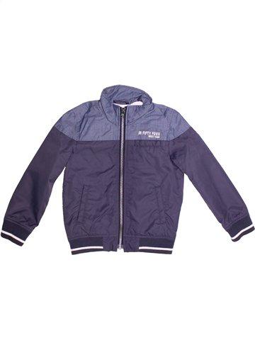 Blouson garçon JEAN BOURGET violet 3 ans hiver #1252470_1