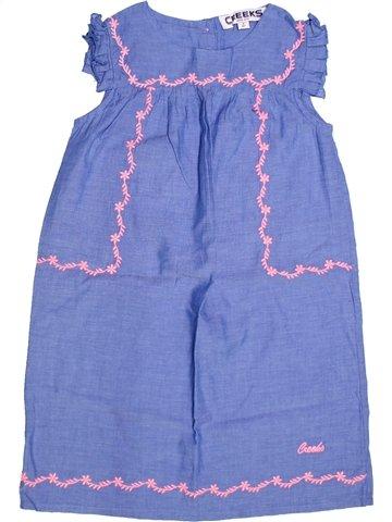 Robe fille CREEKS bleu 8 ans été #1253048_1