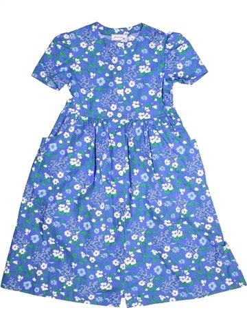 Robe fille JACADI bleu 10 ans été #1254100_1