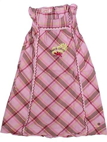 Vestido niña LA COMPAGNIE DES PETITS rosa 3 años verano #1254779_1
