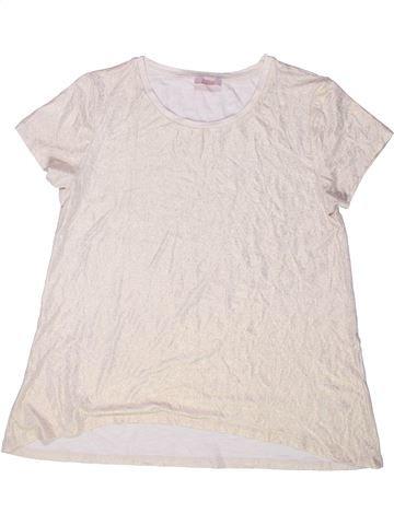 Camiseta de manga corta niña KYLIE blanco 13 años verano #1256196_1
