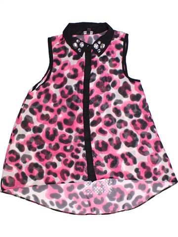 Blusa de manga corta niña CANDY COUTURE rosa 11 años verano #1258007_1