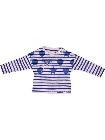 Camiseta de manga larga niña CATIMINI violeta 2 años invierno #1258511_1