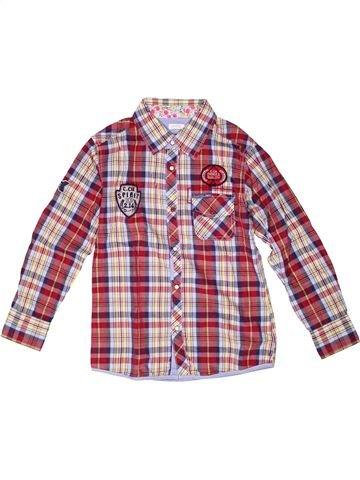 Camisa de manga larga niño ABSORBA violeta 10 años invierno #1258887_1