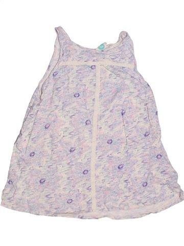 T-shirt sans manches fille ROXY blanc 14 ans été #1260581_1