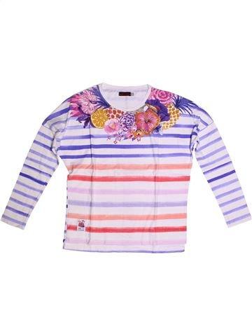 Camiseta de manga larga niña CATIMINI rosa 12 años invierno #1260585_1