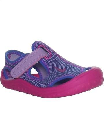 Sandalias niña NIKE violeta 25 verano #1260765_1