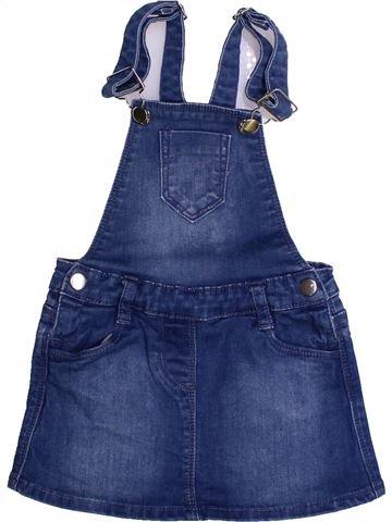 Robe fille GEMO bleu 3 ans été #1260841_1