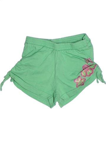 Short-Bermudas niña ORIGINAL MARINES verde 2 años verano #1262208_1