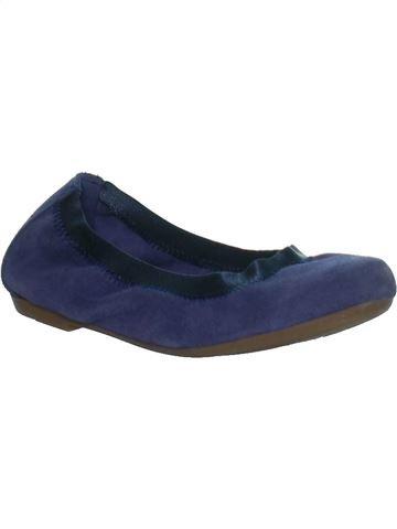 Bailarinas niña FRIBOO azul 31 invierno #1262744_1