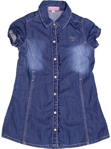 Robe fille LISA ROSE bleu 3 ans été #1263011_1