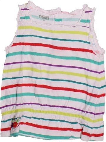 Camiseta sin mangas niña LA COMPAGNIE DES PETITS blanco 3 años verano #1263078_1