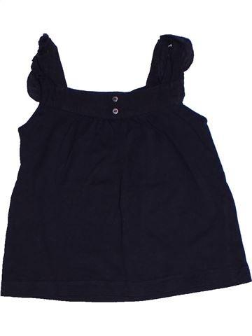T-shirt sans manches fille CFK noir 3 ans été #1263846_1