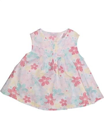 Blusa de manga corta niña LA REDOUTE CRÉATION blanco 8 años verano #1264353_1