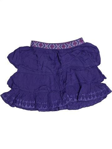 Jupe fille LISA ROSE violet 5 ans été #1264570_1