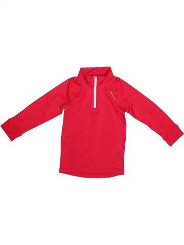Sportswear fille QUECHUA rouge 4 ans hiver #1264589_1