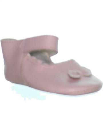 Chaussures bébé fille TARTINE ET CHOCOLAT rose 18 été #1264743_1