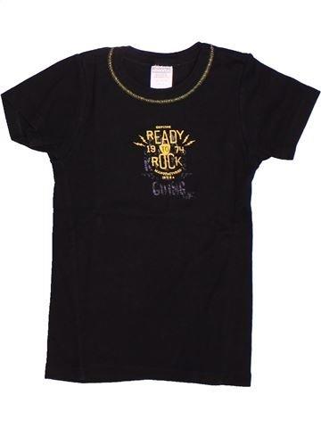 Camiseta de manga corta niño ABSORBA negro 5 años verano #1264929_1