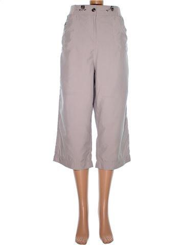 Pantalón crop mujer BHS 42 (L - T2) verano #1265572_1