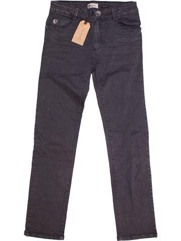 Pantalón niño JEAN BOURGET gris 10 años invierno #1266072_1