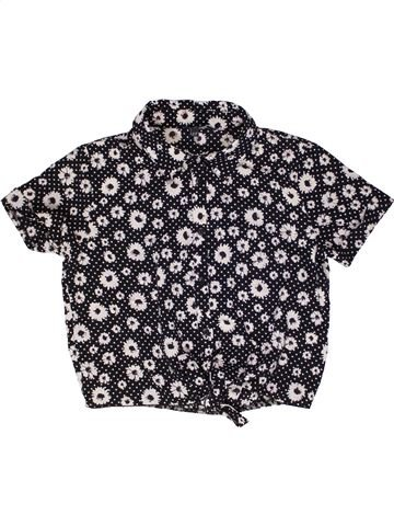 Blusa de manga corta niña CANDY COUTURE beige 11 años verano #1266269_1