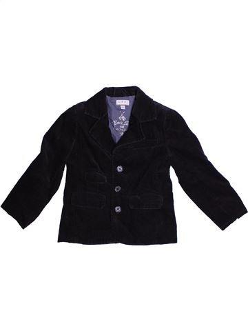 Veste garçon CFK noir 4 ans hiver #1266573_1