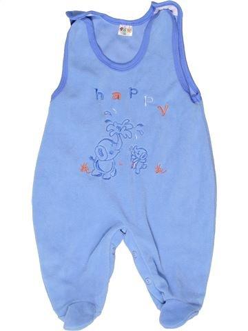 Pijama de 1 pieza niño V&K azul 3 años invierno #1266751_1