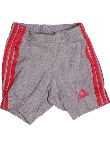 Pantalon corto deportivos niña ADIDAS gris 2 años verano #1266863_1