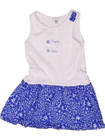 Vestido niña ABSORBA azul 3 años verano #1267017_1