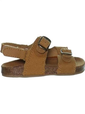 Sandales et nu-pieds garçon ZARA marron 19 été #1267152_1