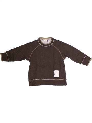 jersey niño IKKS marrón 6 años invierno #1267182_1