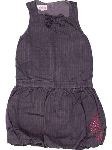 Vestido niña LA COMPAGNIE DES PETITS violeta 3 años invierno #1267278_1