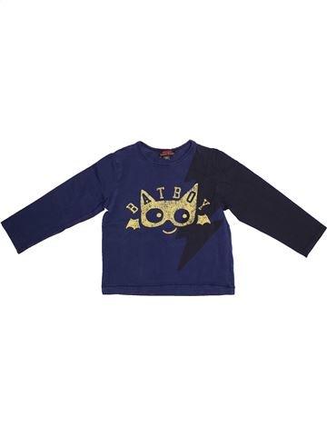 Camiseta de manga larga niño CATIMINI azul 3 años invierno #1267443_1