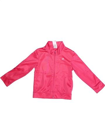 Sportswear fille DOMYOS rose 2 ans hiver #1267607_1